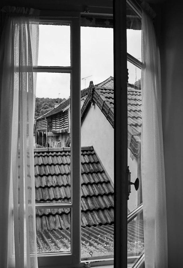 Hotel de Paris, Poligny, France. copyright: charles kenwright/ www.openmind-images.com